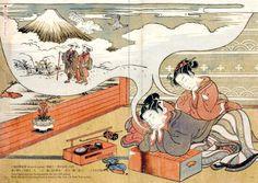 shunga kamasutra at DuckDuckGo Mont Fuji, Kuniyoshi, Japanese Culture, Erotic Art, Vintage World Maps, Anime, Painting, Peregrine, Mythology