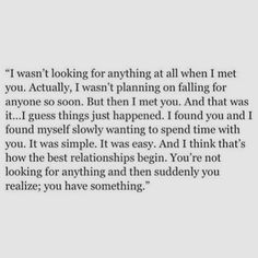Top Beautiful Love Sayings - Love Quotes For Him Deep Aesthetic Falling For You Quotes, Quotes To Live By, Crazy For You Quotes, Being In Love Quotes, Fall Out Of Love Quotes, Unexpected Love Quotes, Love Quotes For Him Deep, Missing Quotes, Fall Back Quotes