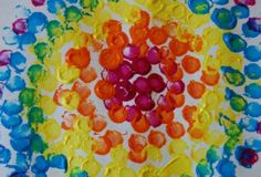 pointillism for kids...also tons of great art links on the site