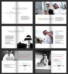 Brochures Design Inspiration 2 20+ Simple Yet Beautiful Brochure Design Inspiration  Templates
