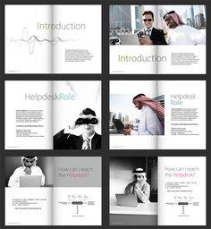 Brochures Design Inspiration 2 20+ Simple Yet Beautiful Brochure Design Inspiration & Templates