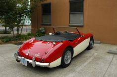 1957 austin healey convertible - Google Search