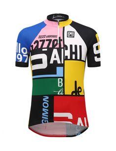 LA FELICE GIMONDI - Short Sleeve jersey - Santini Racewear