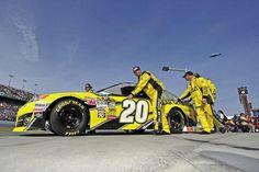 Gibbs racing