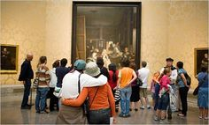 Touring the Prado at Warp Speed - NYTimes.com