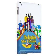 Audiology LNBEA28 Beatles Hard Case for iPad 2 Audiology.