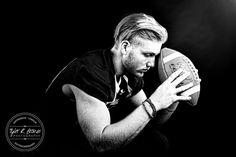 Jake Ray - Lone Star High School - Senior - Senior Model Rep - Black and White - Studio - Senior Pictures - #seniorportraits - Senior Portraits - Portrait - #seniorpics - Ideas for Athletes - Tyler R. Brown Photography