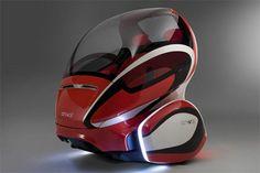 The Segway Car? GM's Tiny Electric Urban Concept Car