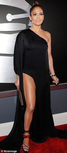 J Lo - amazing dress.