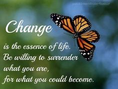 If you wish to transform yourself from a caterpillar into a beautiful butterfly, then visit Potentials Unlimited: www.potentialsunlimited.com