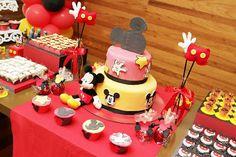 Cantando de Gallo: Festa do Mickey do Vítor