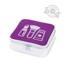 Beautycase PopApp white PVC - Balvi