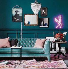 Excited to see our Clarissa Glass Drop Chandelier in an editorial feature from @insideoutmag. Always a treat to see how professionals explore the versatility of our pieces! Styling by @miss_ness_tay // photography by @sammcadam_cooper #styling #chandelier #lighting