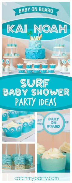 67841a72f4f0 Beach   Surf   Baby Shower