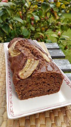 Cake Chocolat, Banana Bread, Sweet Tooth, Vegan, Anna, Desserts, Weight Watcher, Cheesecakes, Food