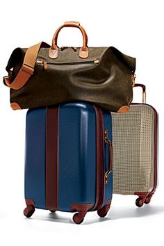 Designer luggage and travel accessories for all your adventures.