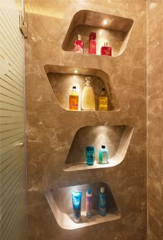 : eclectic Bathroom by SDA designs Bathroom Furniture Design, Washroom Design, Toilet Design, Bathroom Design Luxury, Modern Bathroom Design, Home Decor Furniture, Modern House Design, Eclectic Bathroom, Niche Design