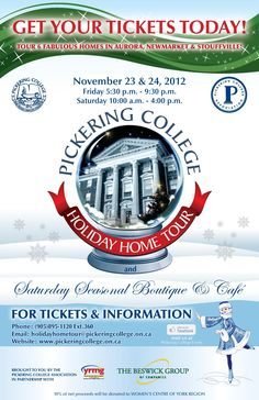 Pickering College Holiday Home Tour