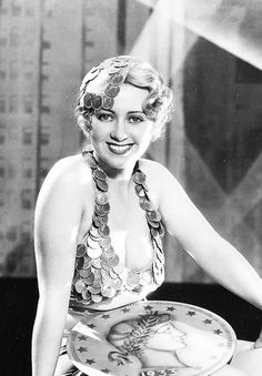 Joan Blondell for Gold Diggers of 1933 (1933)