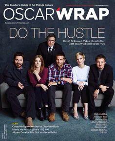 American Hustle - director, cast