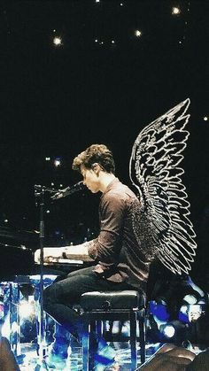 He's my favourite angel