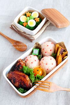 bento - love everything about this one!