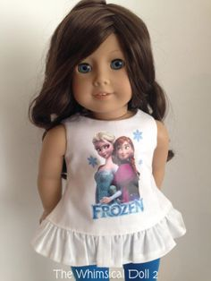 Doll-Clothes-Frozen-Inspired-Outfit-Fits-American-Girl-Doll-Whimsical-Doll-2