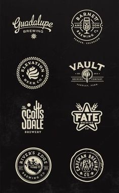Find tips and tricks, amazing ideas for Vintage logos. Discover and try out new things about Vintage logos site Logo Wifi, 2 Logo, Typo Logo, Badge Logo, Logo Branding, Design Logo, Badge Design, Typography Design, Branding Design