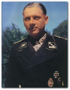 SS-Hauptsturmführer Michael Wittmann
