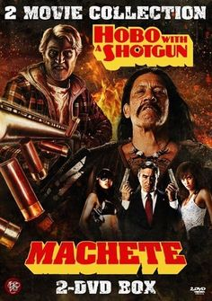 Machete/Hobo With A Shotgun