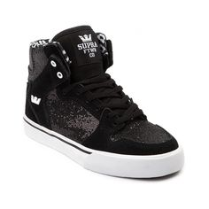 Youth/Tween Supra Vaider Skate Shoe in  from Journeys on shop.CatalogSpree.com, your personal digital mall.
