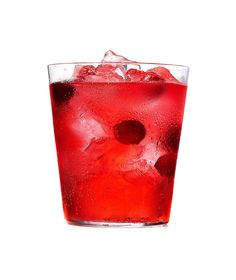 Cranberry Gin Fizz Real Simple magazine
