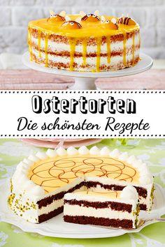 Ostertorten U2013 Die Schönsten Rezepte. Tolle TortenLeckere PlätzchenKuchen ...