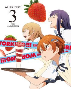 NEWS | TVアニメーション「WORKING!!!」