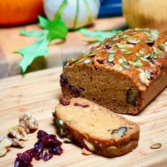 The best Downeast Maine Pumpkin Bread Downeast Maine Pumpkin Bread, Vegan Pumpkin Bread, Canned Pumpkin, Pumpkin Puree, Pancakes Easy, Gluten Free Cookies, Holiday Recipes, Dinner Recipes
