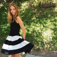 Lovely dress by Karen Kane