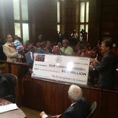 Birmingham City Council pulls big check scam, triples its own part-time salary from $15,000 to $50,000