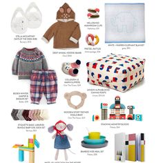 Goop Gift Guide featuring our Pretzel Rattle!