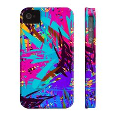 Splash Paint iPhone 4 And 4s Cover Cases  #value #quality #phonecases #case #iPhone #Samsung #siliconephonecases #plasticphonecases #leatherwalletphonecases #phonecovercases