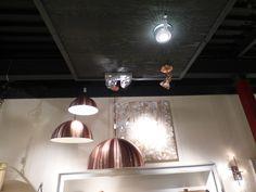 Showroom winkel interieur verlichting ,Design wandlampen. Voor ...