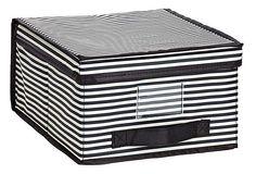Medium Storage Box, Stripe on OneKingsLane.com
