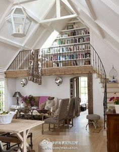 Image result for small house attic storage