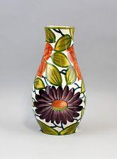 Vase Schramberg handgemaltes Floraldekor 25045227