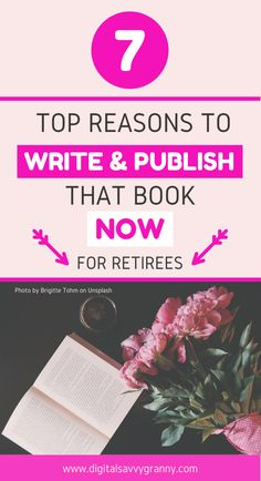 Was writing and publishing a book on your bucketlist for retirement? Not sure when would be the best time to get started? Discover the 7 top reasons why now is the best time to write and publish that book. #writeabook #retirement #retirementgoals #amazon #writingtips Retirement Money, Retirement Planning, Writing A Book, Writing Tips, Night Shift Nurse, Writing Programs, Starting A Podcast, How To Become, How To Get
