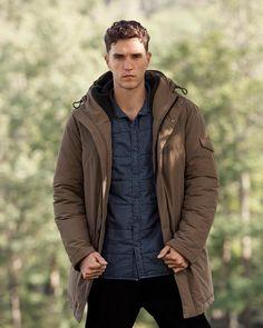 #esprit #menswear #casual #outerwear