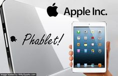 Apple considering a Phablet?
