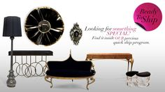 KOKET | LOVE HAPPENS modern living room, feminine bedroom ideas, room decor ideas, room design ideas http://www.bykoket.com/ready-to-ship.php