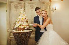 bride & groom cut the wedding cake Wedding Cake Cutting, Herefordshire, Bride Groom, Cake Ideas, Wedding Cakes, Wedding Photography, Memories, Wedding Dresses, Wedding Gown Cakes