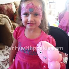 16 Best Face Paint Peppa Pig Images In 2019 Pig Face Paint Face