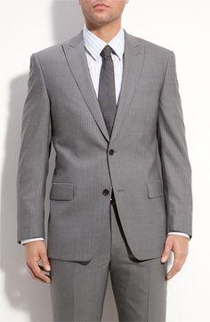 Groomswear-Grey Suits
